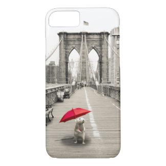Capa iPhone 8/ 7 Rato de Marty no exemplo do iPhone 7 da ponte de