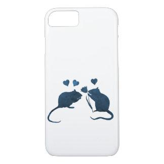 Capa iPhone 8/ 7 Ratos