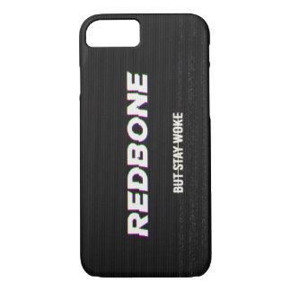 Capa iPhone 8/ 7 Redbone (capa de telefone)