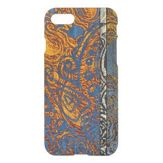 Capa iPhone 8/7 Redemoinho azul de Jean de três tons
