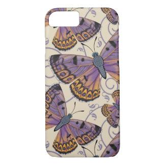 Capa iPhone 8/ 7 Redemoinho de cobre da borboleta de Boulder