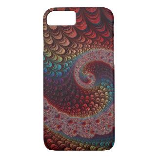 Capa iPhone 8/ 7 Redemoinho do arco-íris