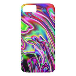 Capa iPhone 8/ 7 Redemoinhos do néon