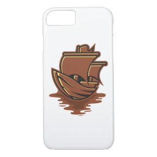Capa iPhone 8/ 7 Refrigere o navio