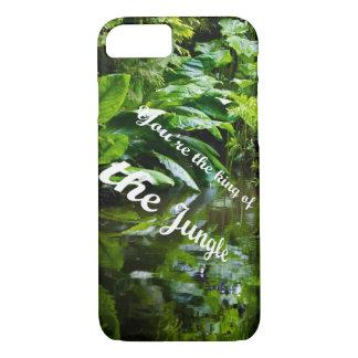 Capa iPhone 8/ 7 Rei da selva