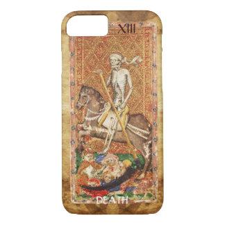 CAPA iPhone 8/ 7 RENASCIMENTO ANTIGO TAROTS 13/MORTE
