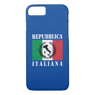 Capa iPhone 8/ 7 Repubblica Italiana