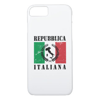 Capa iPhone 8/ 7 Repubblica Italiana