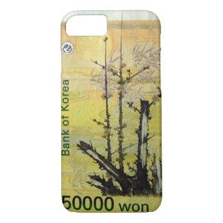 Capa iPhone 8/ 7 República coreana ganhada