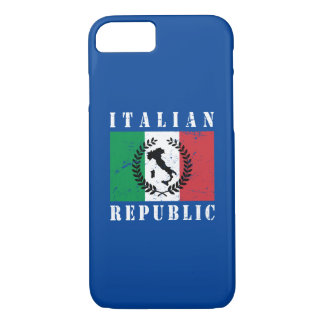 Capa iPhone 8/ 7 República italiana