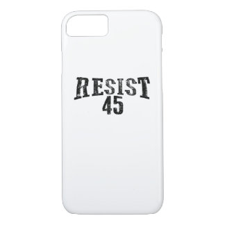 Capa iPhone 8/ 7 Resista um protesto de 45 trunfos
