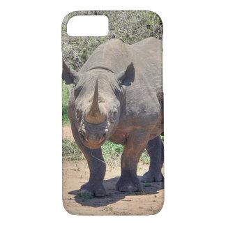 Capa iPhone 8/ 7 rinoceronte