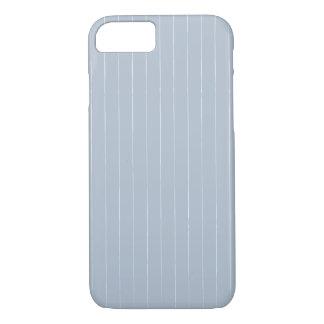 Capa iPhone 8/ 7 Riscas das cinzas da névoa