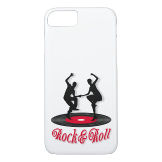 Capa iPhone 8/ 7 Rock and roll