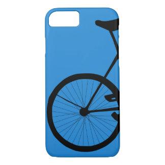 Capa iPhone 8/ 7 Roda traseira da bicicleta