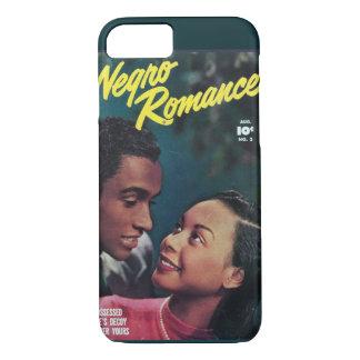 Capa iPhone 8/ 7 Romance raro da época dourada cómico