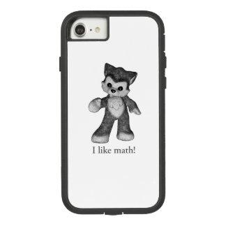 Capa iPhone 8/ 7 Rufus o iPhone do lobo 7/8 de caso eu gosto da