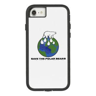 Capa iPhone 8/ 7 Salvar os ursos polares