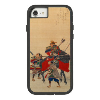 Capa iPhone 8/ 7 Samurai japonês (#03)