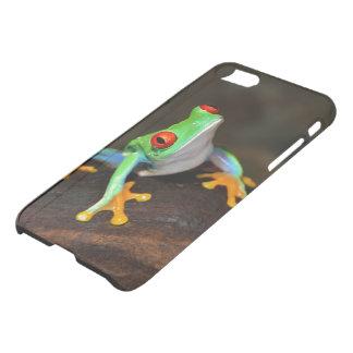 Capa iPhone 8/7 Sapo tropical de Red Eye - Agalychnis Callidryas