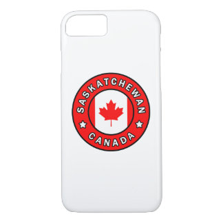 Capa iPhone 8/ 7 Saskatchewan Canadá