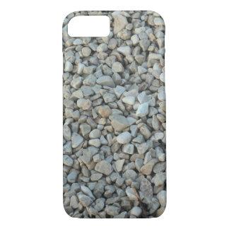 Capa iPhone 8/ 7 Seixos na fotografia da pedra da praia
