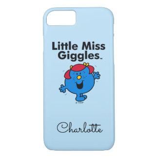 Capa iPhone 8/ 7 Senhorita pequena pequena Riso Gosto Riso da