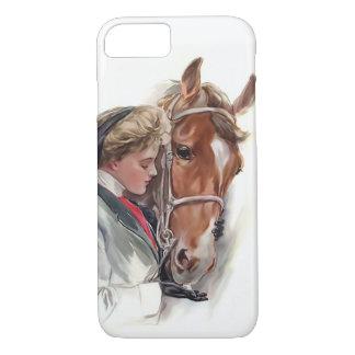 Capa iPhone 8/ 7 Seu cavalo favorito
