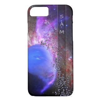 Capa iPhone 8/ 7 Seu nome na Via Láctea