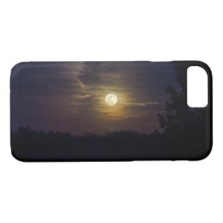 Capa iPhone 8/ 7 Silhueta da lua