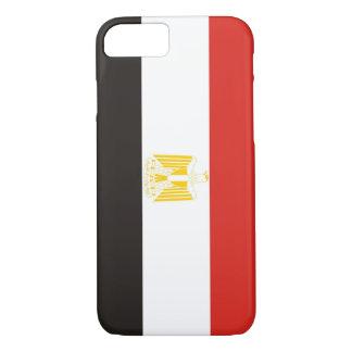 Capa iPhone 8/ 7 símbolo da bandeira de país de Egipto por muito