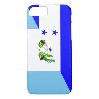 Capa iPhone 8/ 7 símbolo da bandeira do país de honduras guatemala