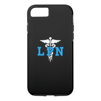 Capa iPhone 8/ 7 Símbolo médico de LPN