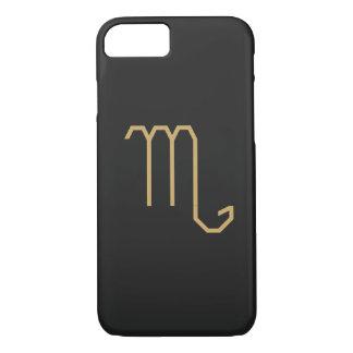 Capa iPhone 8/ 7 Sinal do zodíaco de Scorpius básico