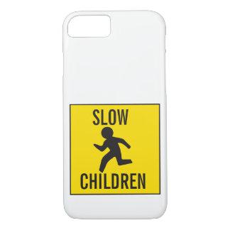 CAPA iPhone 8/ 7 SLOW-CHILDREN