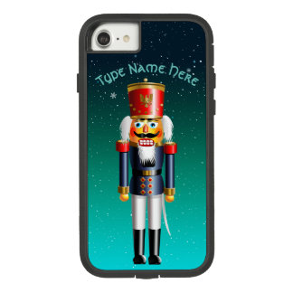 Capa iPhone 8/ 7 Soldado de brinquedo do Nutcracker do Natal