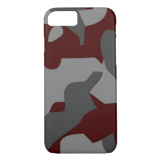 Capa iPhone 8/ 7 Sombra Camo