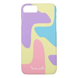Capa iPhone 8/ 7 Sonho na camuflagem Pastel