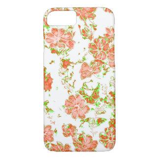 Capa iPhone 8/ 7 sonhos florais 12 D