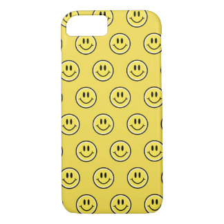 Capa iPhone 8/ 7 Sorriso amarelo