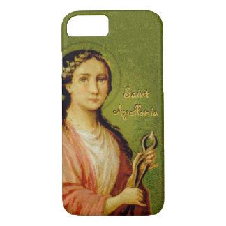 Capa iPhone 8/ 7 St. Apollonia (BLA 001) mal lá