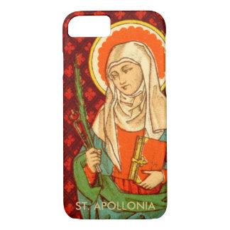Capa iPhone 8/ 7 St. Apollonia (VVP 001) mal lá