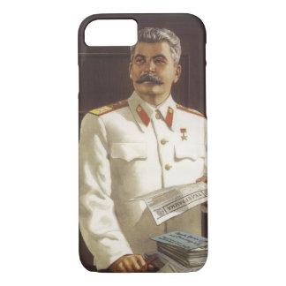 Capa iPhone 8/ 7 Stalin