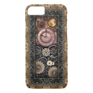 Capa iPhone 8/ 7 Steampunk elegante