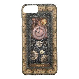Capa iPhone 8/ 7 Steampunk elegante personalizado