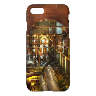 Capa iPhone 8/7 Steampunk - pense - tanques