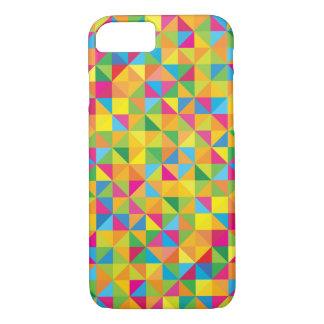 Capa iPhone 8/ 7 Surpreendente colorido de Crazydeal E1 e