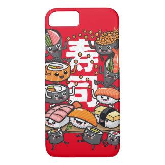 Capa iPhone 8/ 7 Sushi