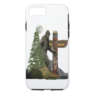 Capa iPhone 8/ 7 T-shirt de Bigfoot