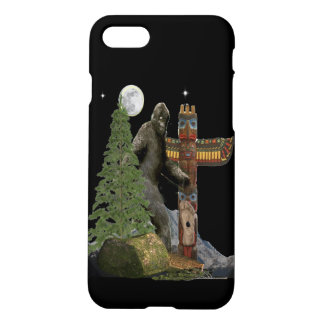 Capa iPhone 8/7 T-shirt de Sasquatch